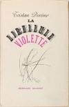 Tristan DEREME - La libellule violette - 1942 - EO service de presse - Photo 0, livre rare du XXe siècle