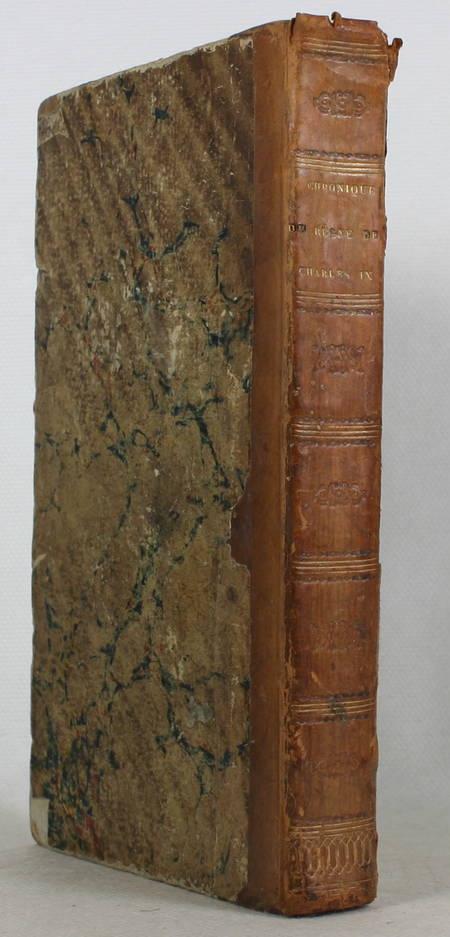 [MERIMEE (Prosper)]. 1572. Chronique du règne de Charles IX. Par l'auteur du théâtre de Clara gazul