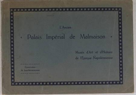 [Empire Napoléon] Ancien palais de Malmaison - (Vers 1924) - Photo 1 - livre moderne
