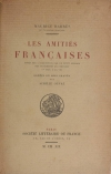 BARRES Les amitiés françaises. Petit lorrain 1919 Bois de Ouvré - sur Lafuma - Photo 1 - livre de bibliophilie