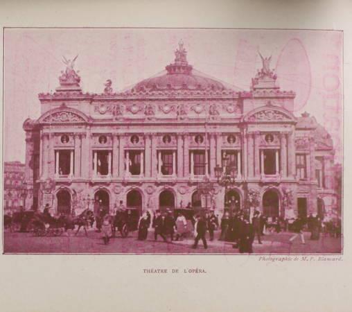 ABC de Paris. Guide complet illustré avec magnifique plan de Paris - (1897) - Photo 2 - livre rare