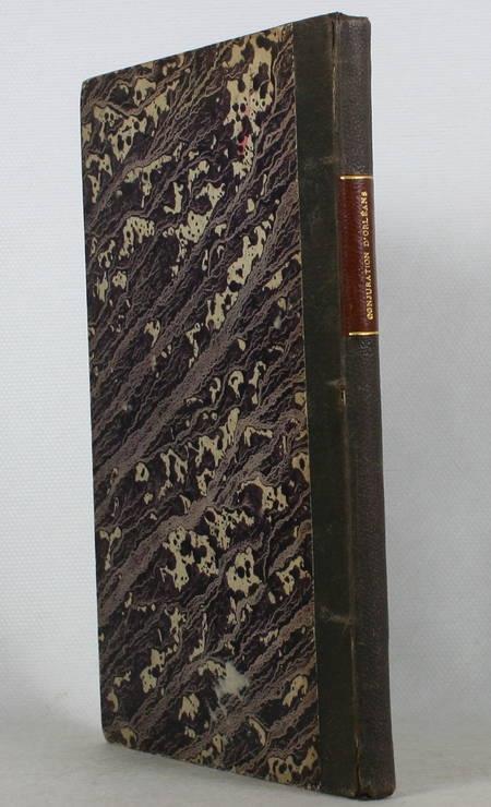 Conjuration de Louis-Philippe-Joseph d'orléans surnommé Egalité - 1831 - Photo 1 - livre d'occasion