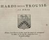 HOZIER (Louis Pierre d') et d'HOZIER DE SERIGNY. Généalogie de la famille Hardi de la Trousse en Brie