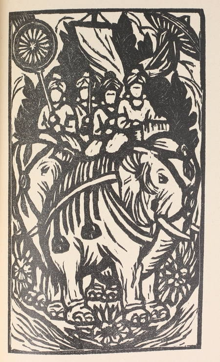 FINOT - La marche à la lumière. Bodhicaryavatara. Poème sanscrit - 1920 - Photo 1 - livre de collection