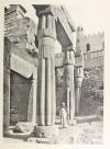 JEQUIER (Gustave). Temples memphites et thébains des origines à la XVIIIe dynastie. L'architecture et la décoration dans l'ancienne Egypte