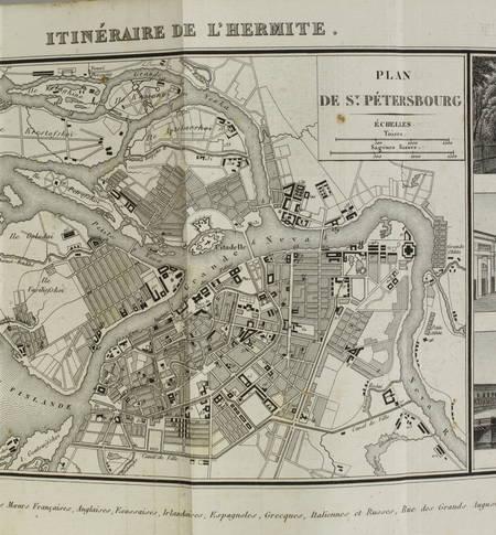 DUPRE L'Hermite en Russie, ou observations sur les moeurs et les usages au 1829 - Photo 0 - livre de collection