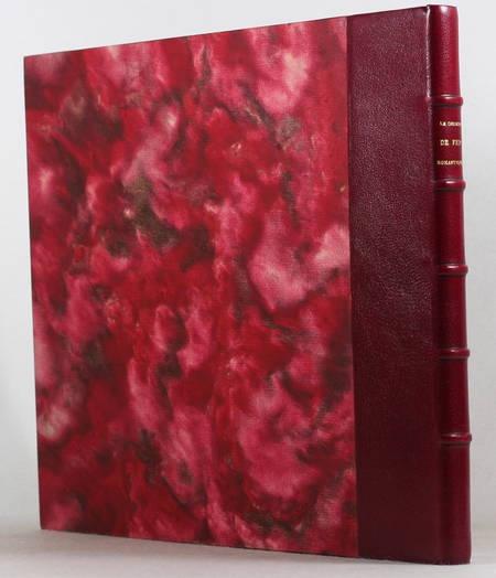 Jean de VILLEJEAN - Le chemin de fer romantique - 1827-1927 - Photo 1 - livre de bibliophilie