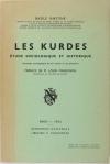 NIKITINE (Basile). Les kurdes. Etude sociologique et historique