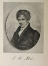 BJERKNES (C.-A.). Niesl-Henrik Abel. Tableau de sa vie et de son action scientifique