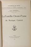 SOUSTELLE - La famille Otomi du Méxique central -1937 - Photo 2, livre rare du XXe siècle