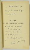 Robert SEBASTIEN - Olivier ou les parfums de la nuit - 1934 - Envoi - Photo 0 - livre d occasion