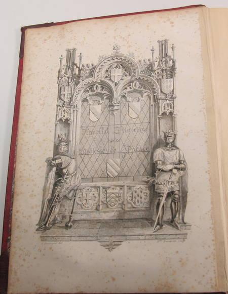 DE MILLEVILLE - Armorial historique de la noblesse de France - 1845 - Photo 3 - livre d'occasion