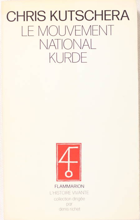 KUTSCHERA - Le mouvement national kurde - 1979 - Photo 0 - livre de collection