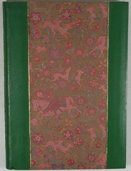 SOULAGES - L'idylle venitienne - 1921 - relié - 1/120 vergé d'Arches - Photo 2 - livre moderne