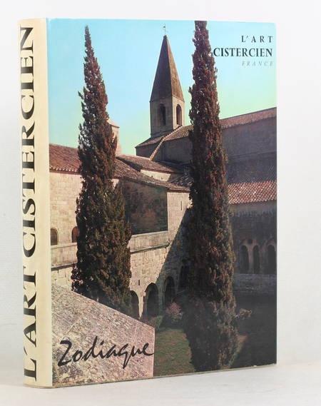 L'art cistercien - 1967 - Collection Zodiaque - Photo 0 - livre de bibliophilie