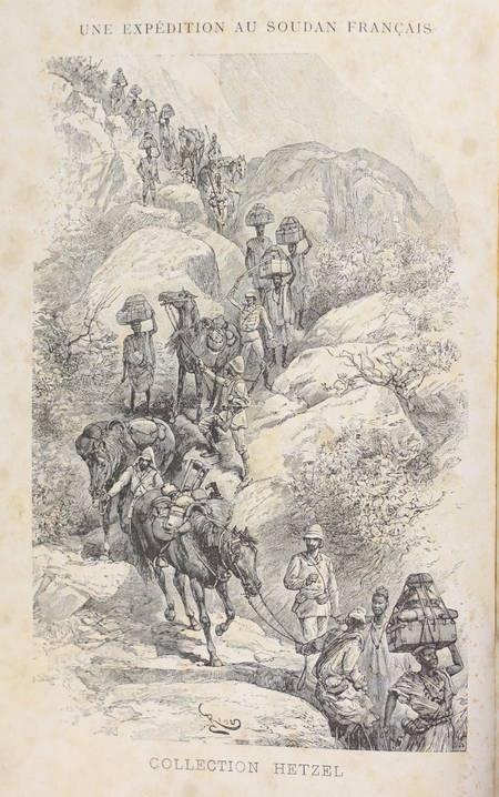 [Afrique] Félix DUBOIS - La vie du continent noir - Hetzel - (Vers 1893) - Photo 0 - livre de bibliophilie