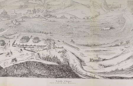 DEVILLE - Histoire du château d Arques - 1839 - Relié - Planches - EO - Photo 2, livre rare du XIXe siècle
