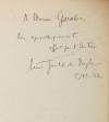 GAUTIER du BAYLE - Faste - Poèmes - 1932 - EO / vélin chiffon de Corvol - Envoi - Photo 0 - livre de collection