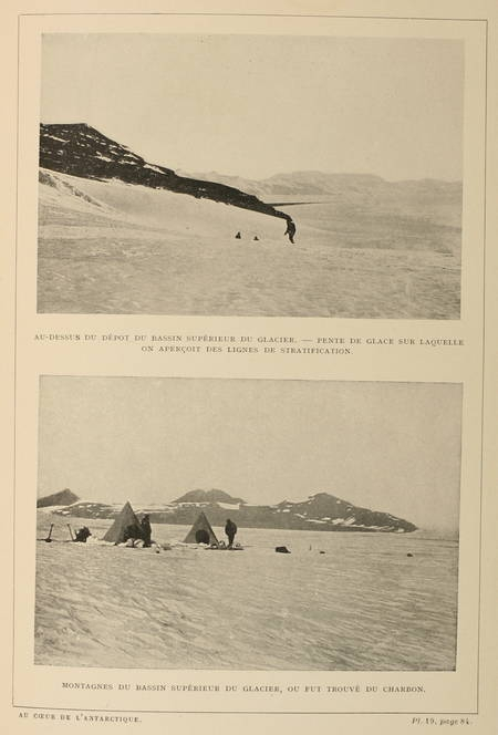 SHACKLETON Au coeur de l'Antarctique. Expédition du Nimrod au Pôle sud. de 1911 - Photo 0 - livre de collection