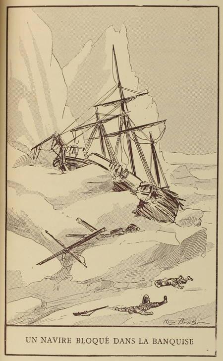 VALLAT (Gustave). A la conquête du pôle Nord. L'explorateur norvégien Fridtjof Nansen
