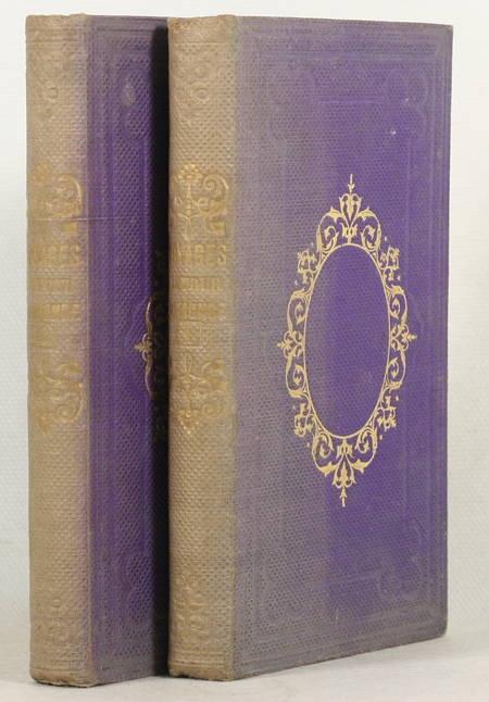 . Nouvel abrégé de tous les voyages autour du monde, depuis Magellan jusqu'à d'Urville et Laplace (1519-1832), livre rare du XIXe siècle