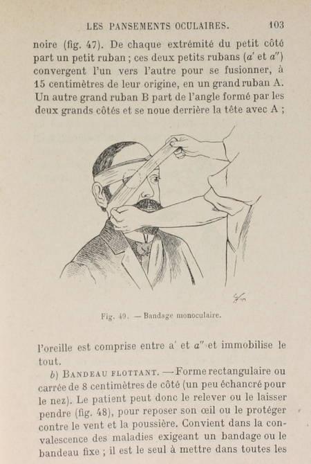 CANTONNET (A.). L'ophtalmologie du praticien