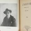 [Cinéma] J accuse, d après le film d Abel Gance - 1922 - EO - Photo 0, livre rare du XXe siècle