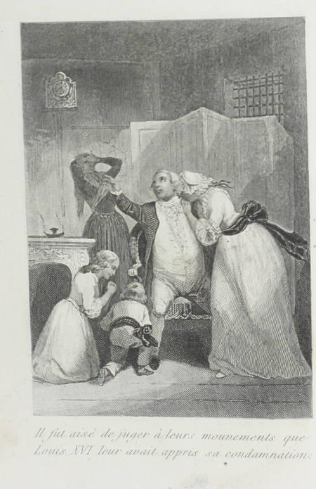 CLERY. Journal de Cléry ou relation de ce qui s'est passé dans la tour du Temple pendant la captivité de louis XVI