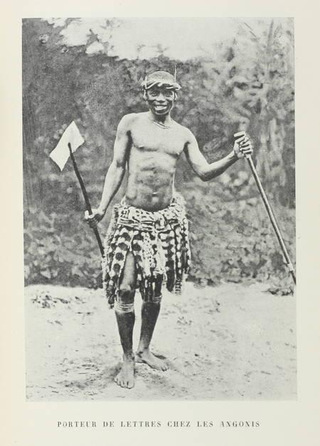 FOA (Edouard). Du Cap au lac Nyassa. A travers l'Afrique centrale, livre rare du XIXe siècle