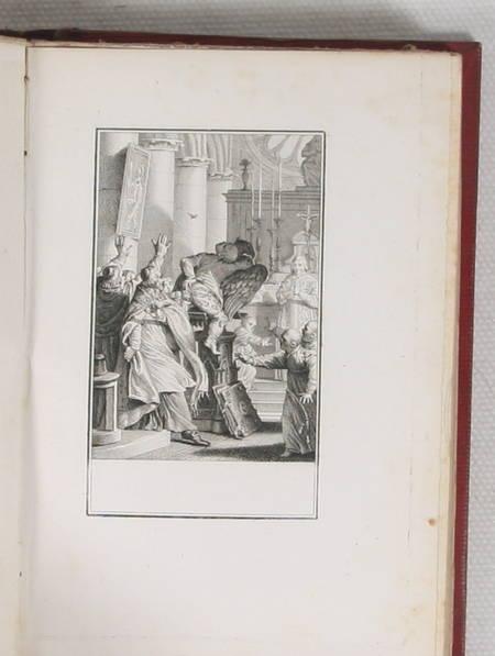 GRESSET. Oeuvres de Gresset. Nouvelle édition, augmentée de pièces inédites et ornée de figures en taille-douce