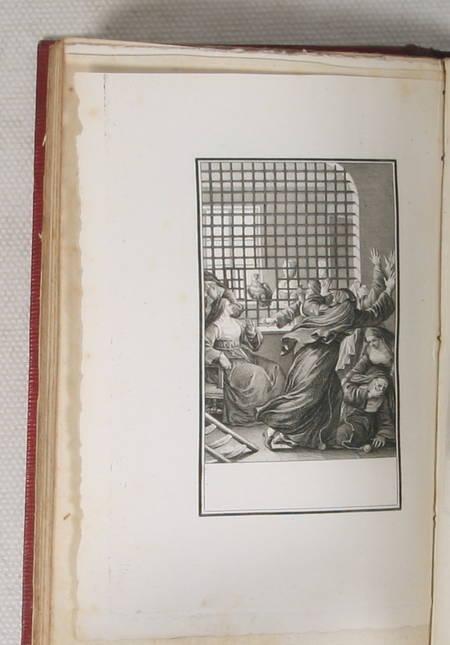 GRESSET - Oeuvres - Bleuet, 1805 3 vol. - Grandes marges - Figures Moreau le J. - Photo 4 - livre d'occasion