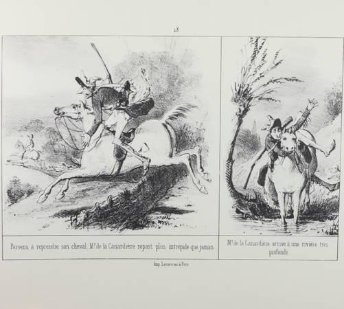 . M. de la Canardière, livre rare du XXe siècle