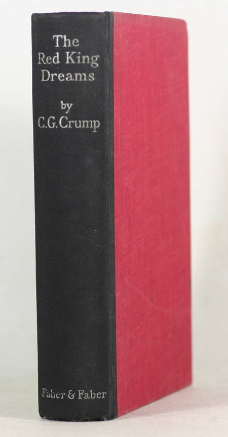 CRUMP - The red king dreams 1946-1948 - Faber, 1931 - Photo 0 - livre de bibliophilie
