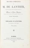 LANTIER - Voyages d Antenor en Grèce et en Asie - 1826 - 3 volumes, carte - Photo 2, livre rare du XIXe siècle