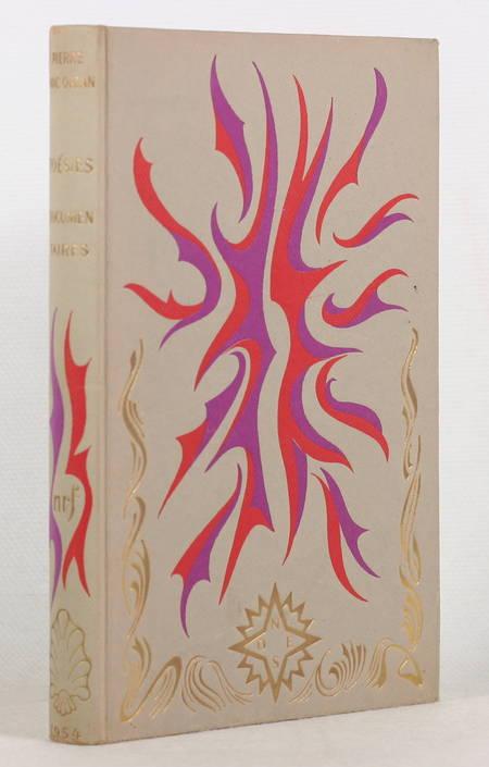 MAC ORLAN - Poésies documentaires complètes - 1954 - Paul Bonet - Photo 0 - livre de collection