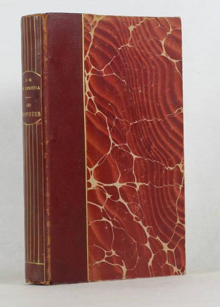 HEREDIA (José-Maria). Les trophées, livre rare du XXe siècle