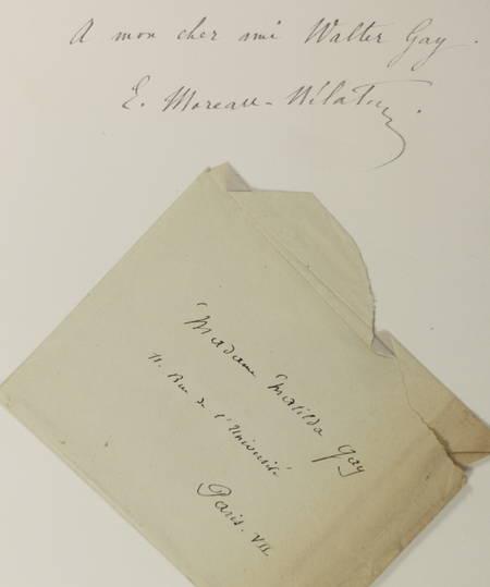 MOREAU-NELATON (Etienne). Les Clouet et leurs émules, livre rare du XXe siècle