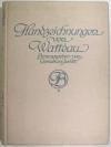 [Dessin] GURLITT - Handzeichnungen von Watteau - 1909 - 55 planches - Photo 1, livre rare du XXe siècle