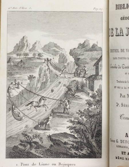 [Voyages] BRETON Bibliothèque géographique de la jeunesse - 4e année complète - Photo 2 - livre du XIXe siècle