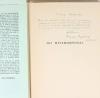 Jacques - REYNAUD Les métamorphoses - 1946 - EO + Lettre + Manuscrit - Photo 3, livre rare du XXe siècle