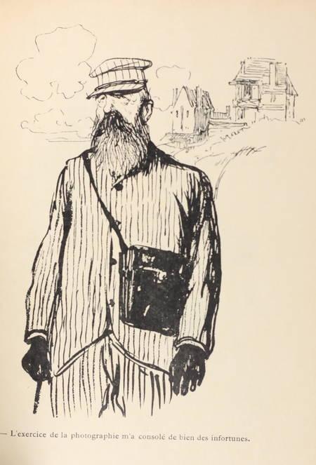 Charles HUARD - Paris, province, étranger - 1906 - Bien relié - 1/50 sur Japon - Photo 1 - livre d'occasion