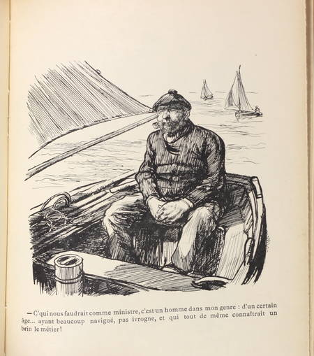 Charles HUARD - Paris, province, étranger - 1906 - Bien relié - 1/50 sur Japon - Photo 4 - livre de bibliophilie