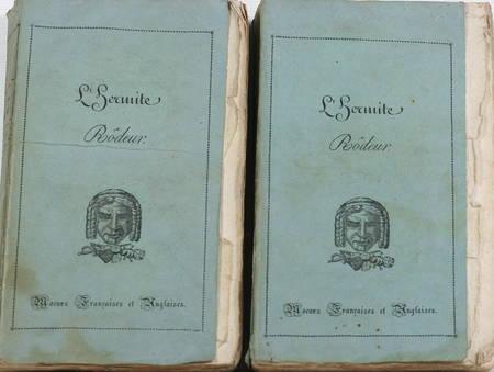 L'hermite rôdeur, observations sur les moeurs des anglais et français - 1824 - Photo 1 - livre de collection