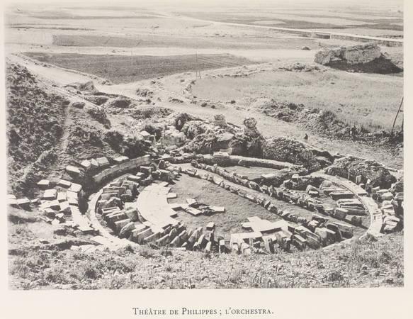 COLLART - Philippes. Ville de Macédoine depuis ses origines - 1937 - Planches - Photo 1 - livre de bibliophilie