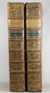 [Droit Picardie] RICARD - Oeuvres : Traités, coutumiers, ... - 1783 - 2 vol in-f - Photo 0, livre ancien du XVIIIe siècle