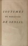 [Droit Picardie] RICARD - Oeuvres : Traités, coutumiers, ... - 1783 - 2 vol in-f - Photo 4, livre ancien du XVIIIe siècle