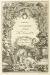 LEONARD (Mr.). Poésies pastorales, suivies de la Voix de la nature, poëme, des Lettres de Sainville et de Sophie, et d'autres pièces en vers et en prose