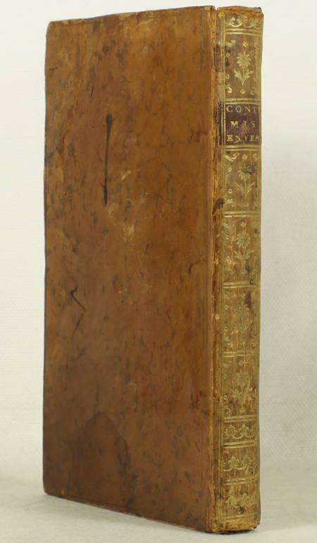 Contes mis vers par un petit cousin de Rabelais - 1775 - Frontispice de Eisen - Photo 1 - livre ancien