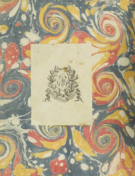 Contes mis vers par un petit cousin de Rabelais - 1775 - Frontispice de Eisen - Photo 3 - livre ancien
