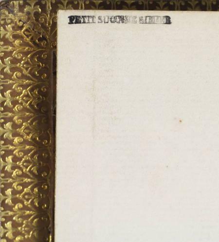 FLORIAN Estelle et Galatée 1805 Reliure de Petit sr de Simier - fig. de Queverdo - Photo 3, livre ancien du XIXe siècle
